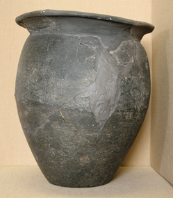 Image of cinerary urn